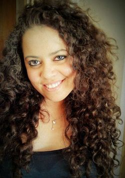 My Long Curly Hair - Brunette, 3a, Long hair styles, Female, Adult hair, Layered hairstyles hairstyle picture