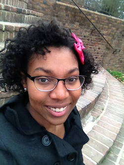 Bantu Knot&#45;Out on Transitioning Hair -  hairstyle picture