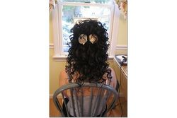 Shells, waves and curls, oh my, I do! - Wedding hairstyles, Readers hairstyle picture