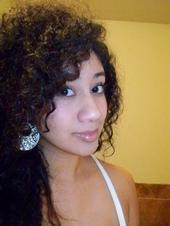 messy? - 3b, Medium hair styles, Summer hair, Readers, Female, Curly hair, Black hair, Adult hair hairstyle picture