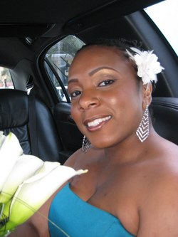 Bahamian Wedding - Wedding hairstyles, Readers hairstyle picture