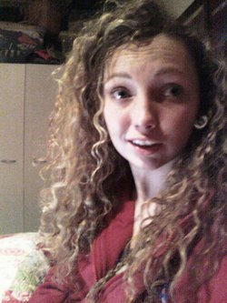 Long, curly - Brunette, Blonde, 3b, Long hair styles, Female, Curly hair, Teen hair hairstyle picture