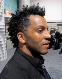 Curly Man at ISSE - 4a, Male, Styles hairstyle picture