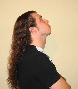 My natural curly hair - Brunette, 3a, Male, Long hair styles, Readers, Curly hair hairstyle picture