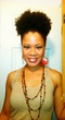 puff - Kinky hair