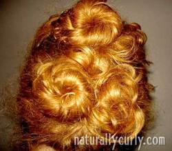 Messy Bun - Redhead, Wedding hairstyles, Readers, Styles, Female, Adult hair, Prom hairstyles, Homecoming hairstyles, Knots, Buns hairstyle picture