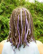 silky dreads - dreadlocks