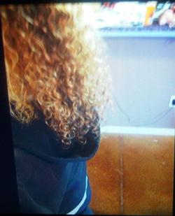 Growing my 3b hair out - Redhead, Blonde, 3b, 3a, Medium hair styles, Readers, Female, Curly hair, Adult hair hairstyle picture