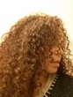 my fluffy curls - Curly kinky hair, 3c