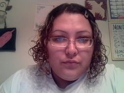 Curly Wet Look - Redhead, 3a, Short hair styles, Readers, Female, Curly hair, Adult hair, Spiral curls hairstyle picture