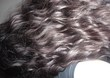 french braid out - Wavy hair, 2a, 2b