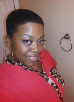 Big Chop Two Months Cream Crack Free - Very short hair styles, Kinky hair, Readers, Female, Adult hair hairstyle picture