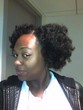 bantu knot-out - Twist out