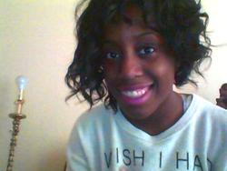 Transitioning ahh!!  - Medium hair styles, Readers, Female, Teen hair, Makeovers, Black hair, Straight hair, Twist out, 4c hairstyle picture
