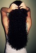 curly long hair - Curly kinky hair, 3c