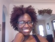 my textured fro - medium hair styles