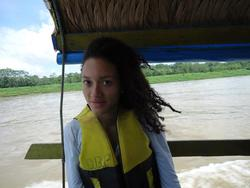 How does it flow? Amazon River -  hairstyle picture