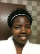 first twist out -