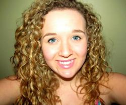 Crazy curls. - Blonde, Blonde, Long hair styles, Long hair styles, Readers, Readers, Female, Teen hair, Teen hair, Layered hairstyles, Layered hairstyles hairstyle picture