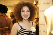 brunette coils at the curly pool party - Medium hair styles