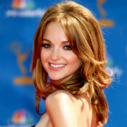 Jayma Mays  - Redhead, Celebrities, Wavy hair, Long hair styles, Female hairstyle picture