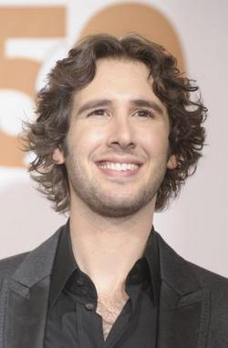 Josh Groban - Brunette, 2b, 3a, Celebrities, Male hairstyle picture