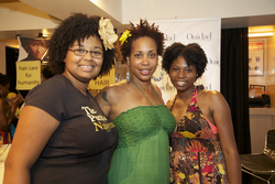 Naturally Curly and Coily at the Curly Pool Party - 4a, Short hair styles, Medium hair styles, Kinky hair, Female, Black hair, Adult hair, Textured Tales from the Street hairstyle picture