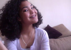 Curls! - 3b, Medium hair styles, Readers, Female, Curly hair, Teen hair, Black hair, Adult hair hairstyle picture