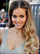isabel lucas - Wavy hair