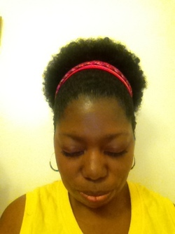 The knitting of black hair - Short hair styles, Readers, Female, Curly hair, Black hair, Adult hair hairstyle picture