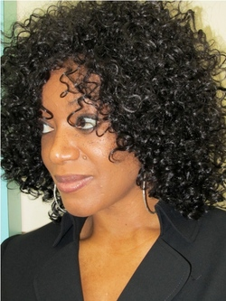 International Salon and Spa Expo 2011 - Medium hair styles, Female, Black hair, Adult hair, Curly kinky hair, Textured Tales from the Street hairstyle picture