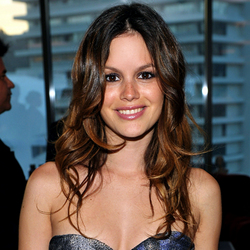 Rachel Bilson - Brunette, Celebrities, Wavy hair, Long hair styles, Female hairstyle picture
