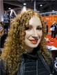 international salon and spa expo 2011 - Redhead