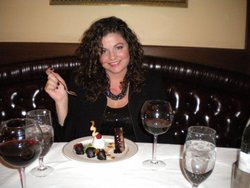 Dessert!! - Brunette, 3b, 3a, Medium hair styles, Readers, Female, Curly hair, Holiday Party Curls, Adult hair hairstyle picture