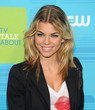 annalynne mccord - Wavy hair