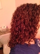devacurl 45 1st time using - Medium hair styles