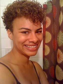 Short Cut Shape For My Natural Hair - 3b, Short hair styles, Readers, Styles, Female, Curly hair, Adult hair hairstyle picture