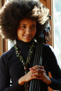 Esperanza Spalding - Celebrities, Afro, Styles, Female, Adult hair, 4c hairstyle picture