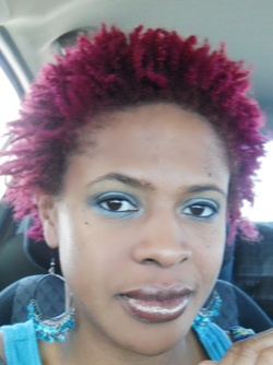 My 30th Birthday - Redhead, 4a, Short hair styles, Kinky hair, Readers, Female, Adult hair, Twist out hairstyle picture