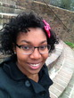 bantu knot45out on transitioning hair - Female