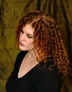 curlformers - Redhead, Long hair styles, Readers, Female, Adult hair, Spiral curls hairstyle picture