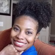 wash n go ponytail - black hair