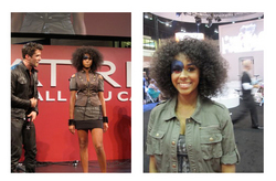 Matrix Curls - Textured Tales from the Street hairstyle picture