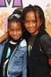 willow and jaden smith - celebrities