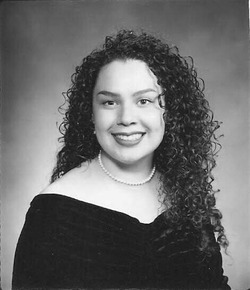 long curls...my college days...circa 1998 - Brunette, Long hair styles, Readers, Female, Adult hair hairstyle picture