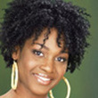 Curly Hair Style: Twist out