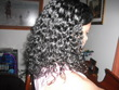 braid out  small braids2 - Braid out