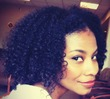 wash n go - Kinky hair, 4a, 4b
