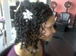 my wedding do - Curly kinky hair, 3c