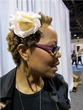 international salon and spa expo 2011 - Teeny weeny afro